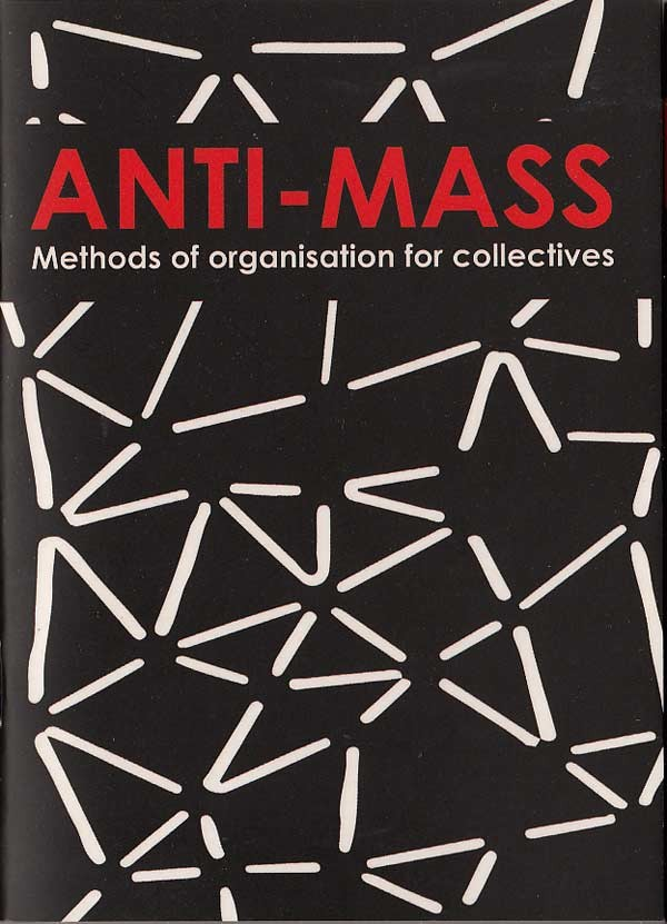 Anti-Mass methods