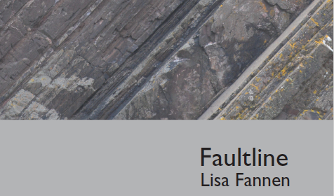 Half of Faultline's cover!